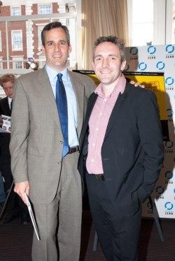 Matt Brown and Andy Whittaker